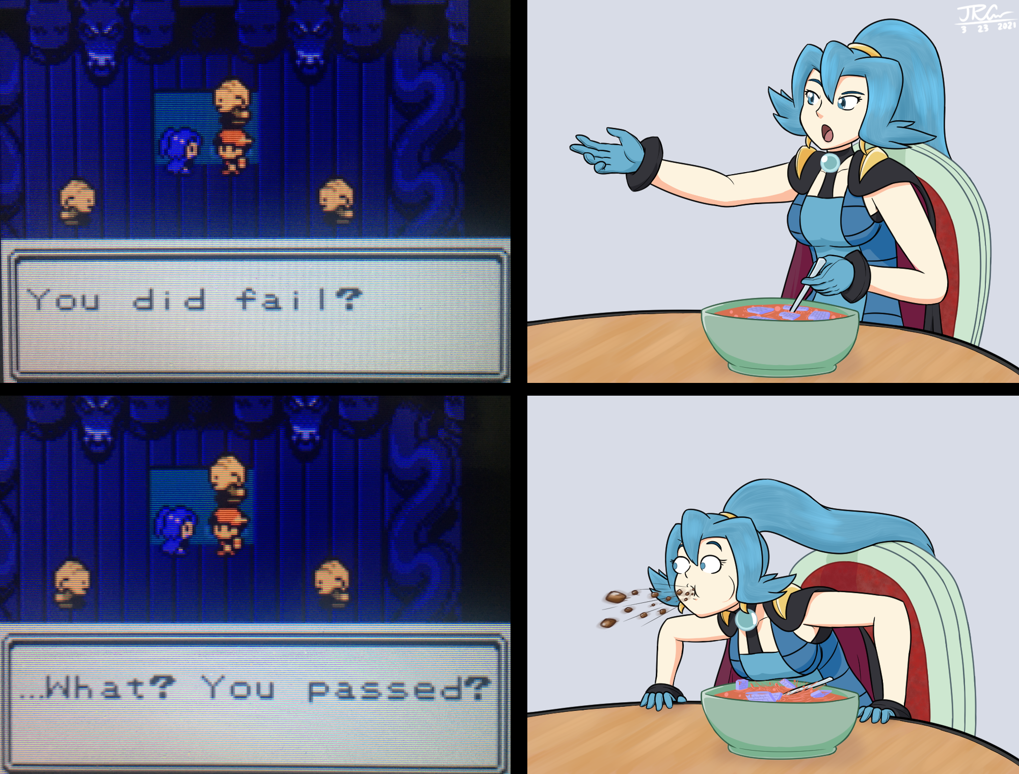 PKMN: They will never get into the League-