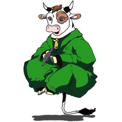 La Vache Libre by lei00