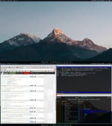 Happy new Xfce by lei00