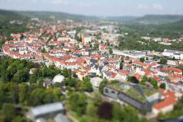 Jena Miniatur by ilsebydtm