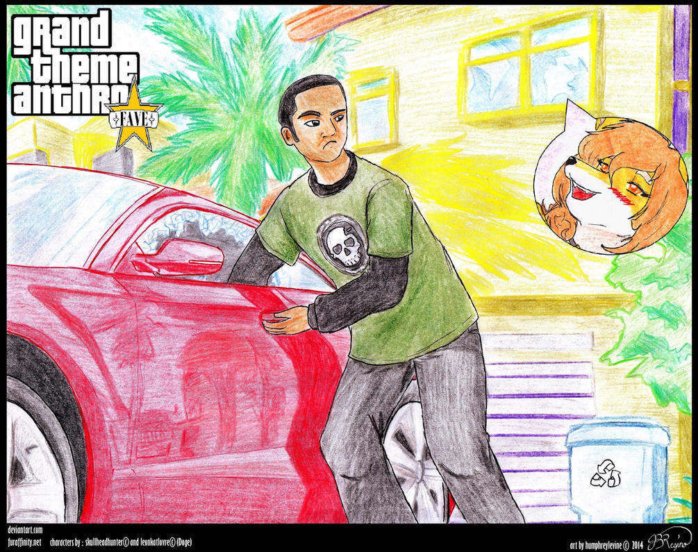 GTA V Fan Art (R) - Boostin' a Peek by humphreylevine2014 ...  GTA V Fan Art (...