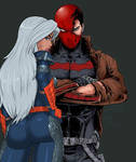 Ravager  Red Hood