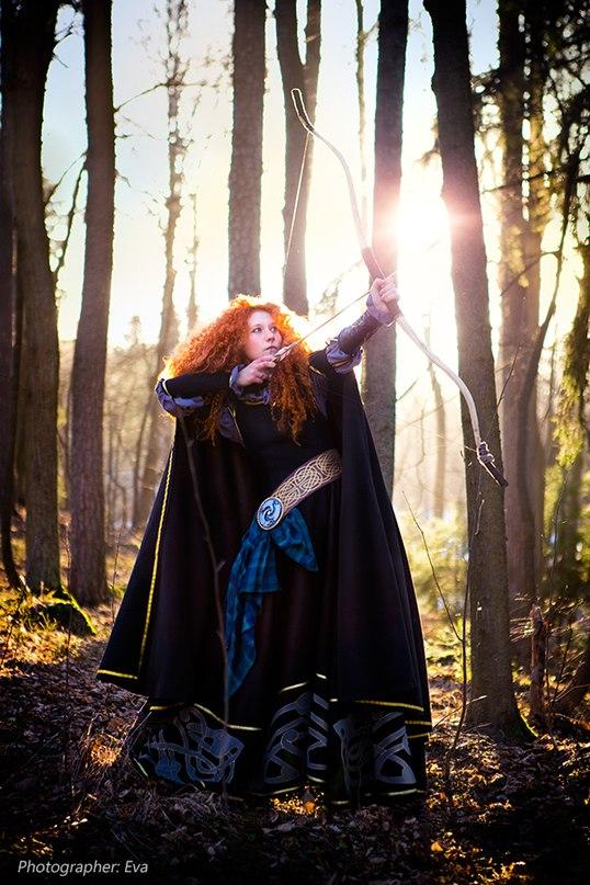 Best archer in Scotland by Zoisite-Virupaksha