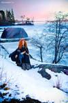 Cold Scotland spring)