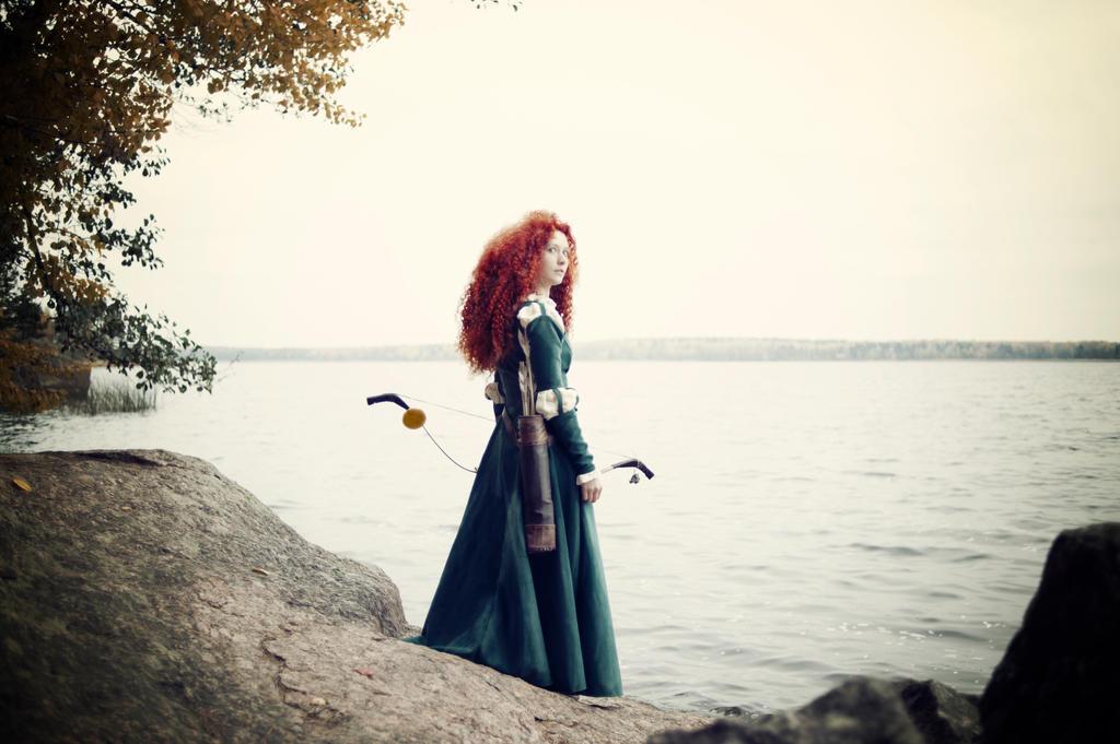 Princess of Scotland by Zoisite-Virupaksha