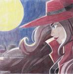 22 - Cartoon: Carmen Sandiego (Netflix)