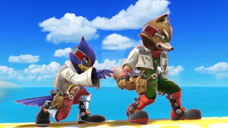 Image result for fox mccloud screenshot