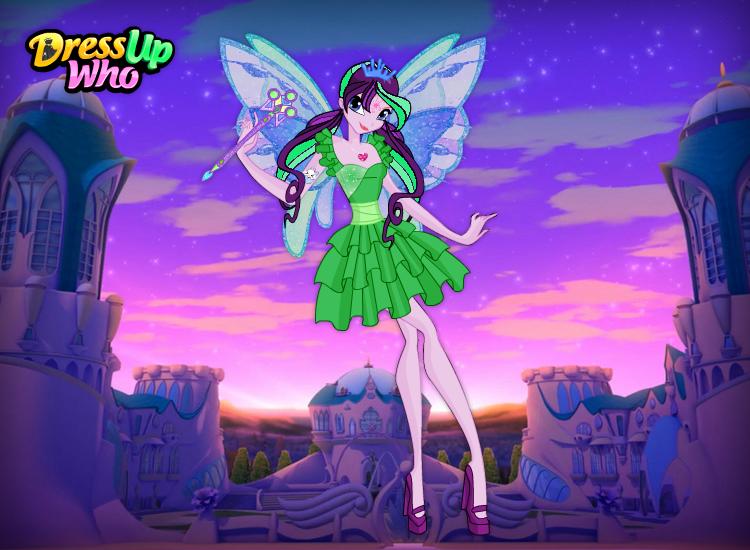 Starlight Glimmer Winx Fairy by user15432
