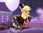 Halloween Applejack