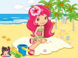 Strawberry Shortcake summertime by user15432