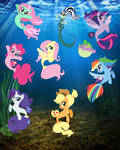 Frankie Stein and the Seaponies