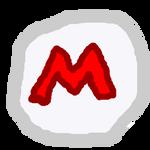Mario Cutie Mark by user15432