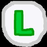Luigi Cutie Mark by user15432