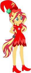 Ojamajo Doremi Witch Sunset Shimmer by user15432