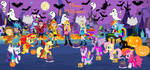 Happy Halloween Crossover by user15432