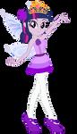 Sugarplum Fairy Twilight Sparkle by user15432