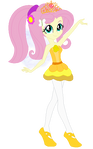 Sugarplum Fairy Fluttershy by user15432