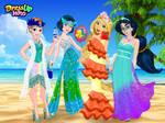 Mermaid Parade Princesses by user15432