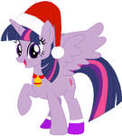 Christmas Twilight Sparkle