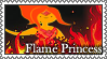 Flame Princess by clio-mokona