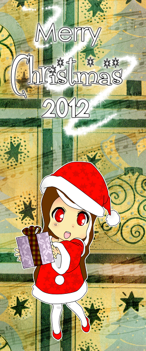 Me Christmas ID by clio-mokona