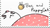 Bee and Puppycat by clio-mokona