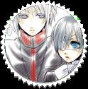 Kei and Ciel by clio-mokona