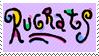 Rugrats by clio-mokona