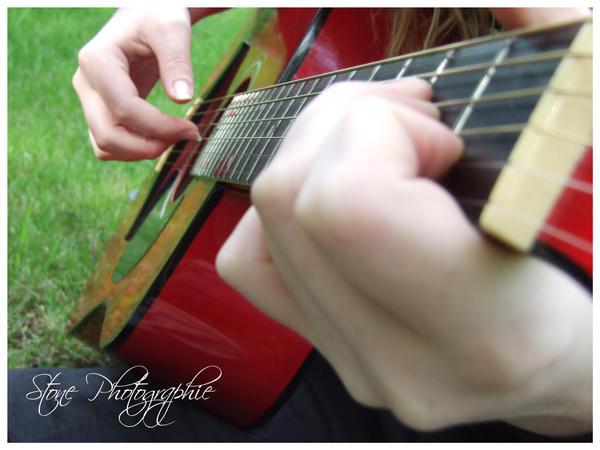 guitar 4 by Crowlf