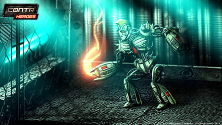 PunkBot Walpaper by GucalovPavel