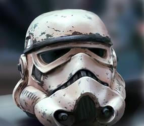 Imperial Troop's Helmet