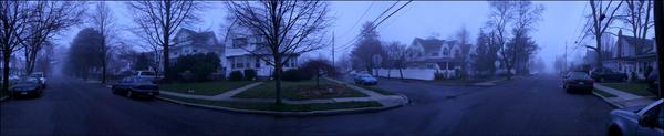 Fog Panorama by zer0mechanismx3