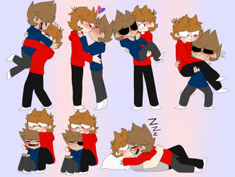 TOMTORD DRAW THE OTP STUFF by GEM413