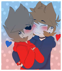 WHY AM I SO PROUD OF THIS AAA (TOMTORD UWU) by GEM413