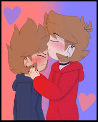 TOMTORD REDRAW I MADE FOR VALENTINES DAY LOL by GEM413