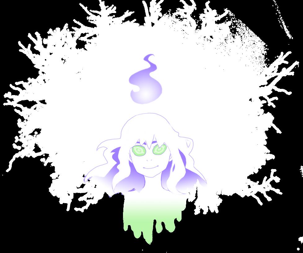 Ghost Girl by chibi1art