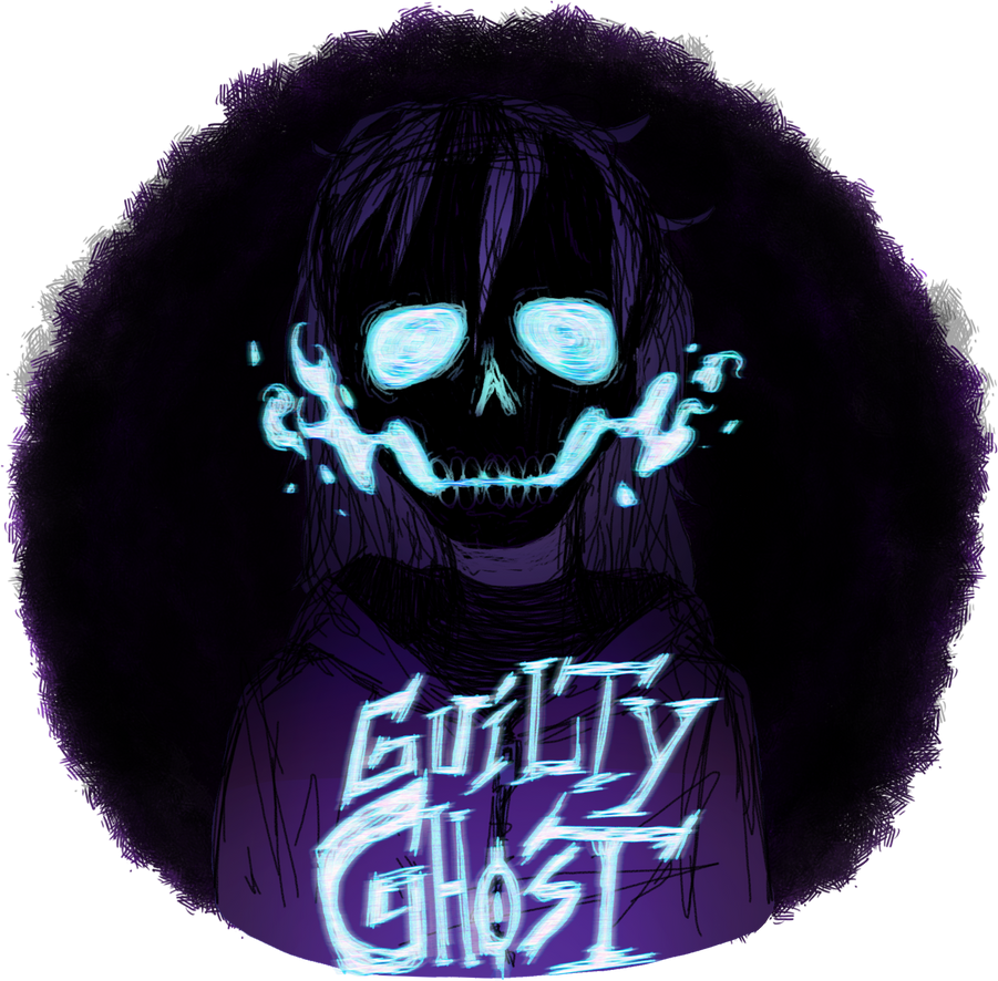 Guilty Ghost by chibi1art