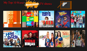 Top 10 Worst Nickelodeon Live-Action Shows