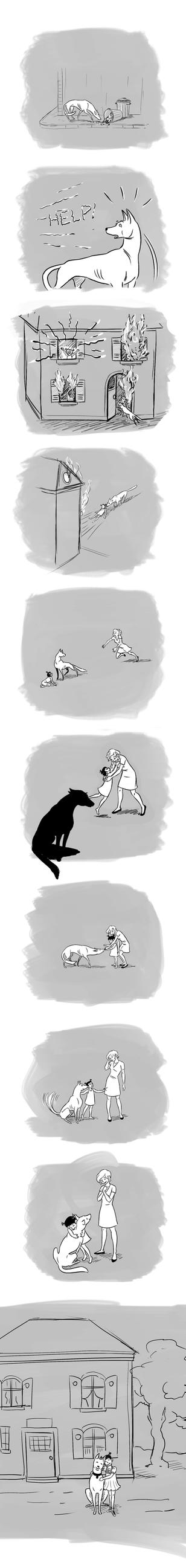 La rencontre by NorethNo