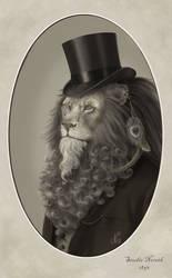 Monsieur du Lion by NorethNo