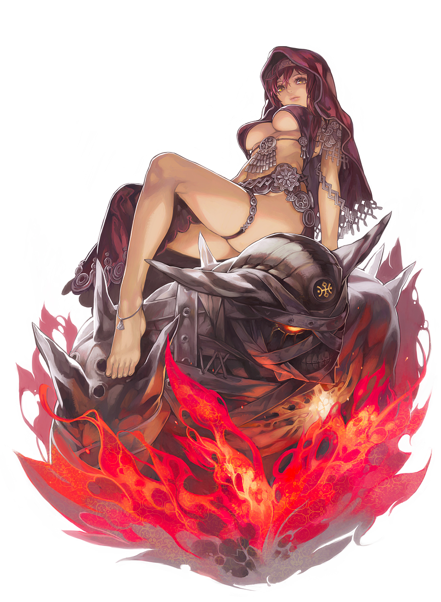 Ifrit by Aoinhatsu