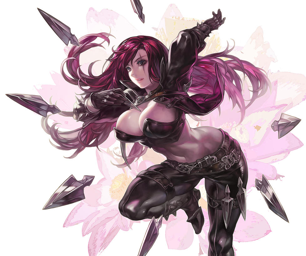 Death Lotus by Aoinhatsu