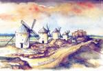 windmills by YaNkaaaaa