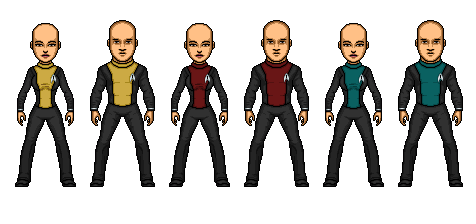 Star Trek 'The Cage' Uniform Redesign by Bry-Sinclair