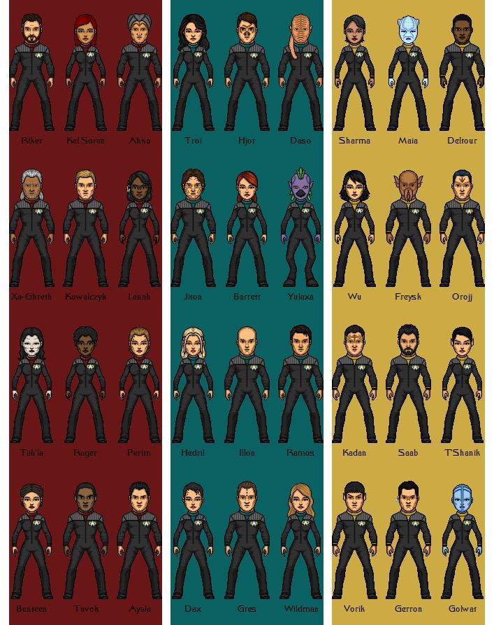 Star Trek: Mission Gamma by Bry-Sinclair