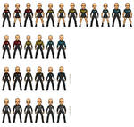 ReBoot Universe 24th Century Uniforms