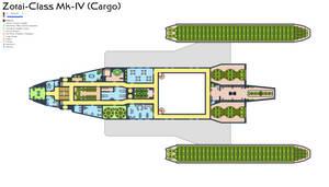 Zotai-Class Mk-IV - Mid Deck