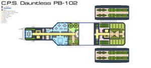 Dauntless Deck Two