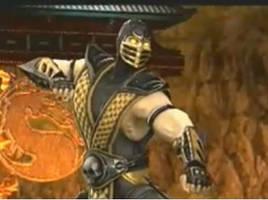Scorpion Rage