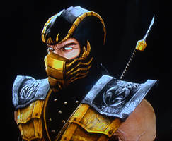 MK9 Scorpion Alt